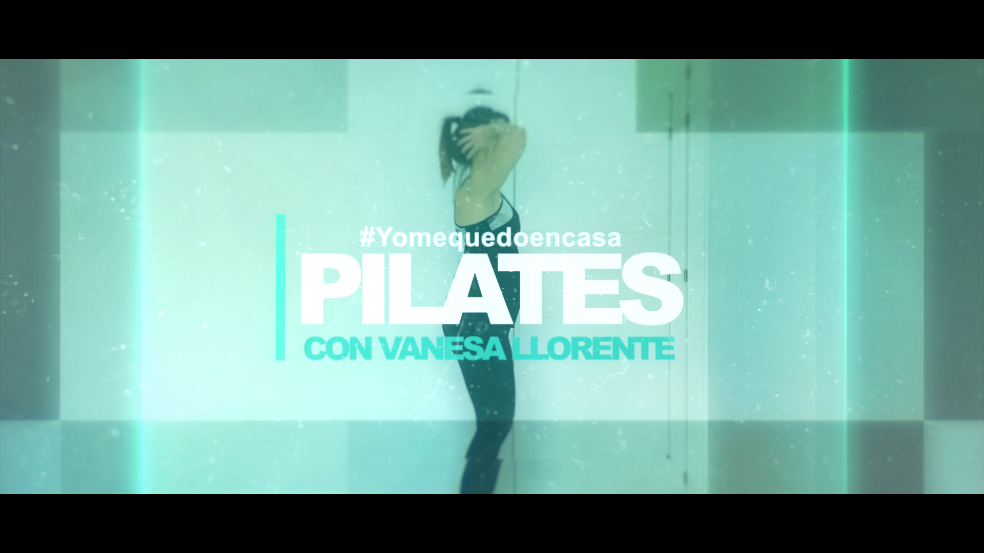 Pilates en Los Royales con Vanesa #1 #YoMeMuevoEnCasa